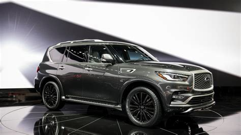 Infiniti Qx80 2019 by 2019 Infiniti Qx80 And Qx60 Get Added Luxury With Limited Trim