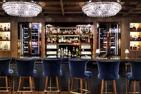 Are Bars Out Of Style by K Bar At The Kensington Review Sophisticated