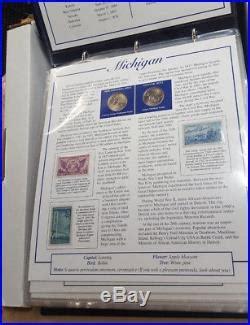 foto de Statehood Quarters Collection Postal Commemorative Society