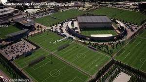 City Football Academy: Fly-through - YouTube