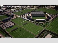 City Football Academy Flythrough YouTube
