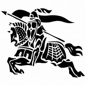 The gallery for --> Knight On Horse Logo