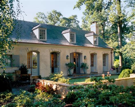 Bethesda Architect French Country Home Design Donald