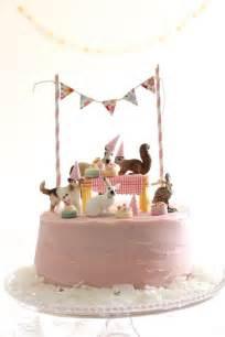 squirrel cake topper 7 tartas de fáciles decopeques
