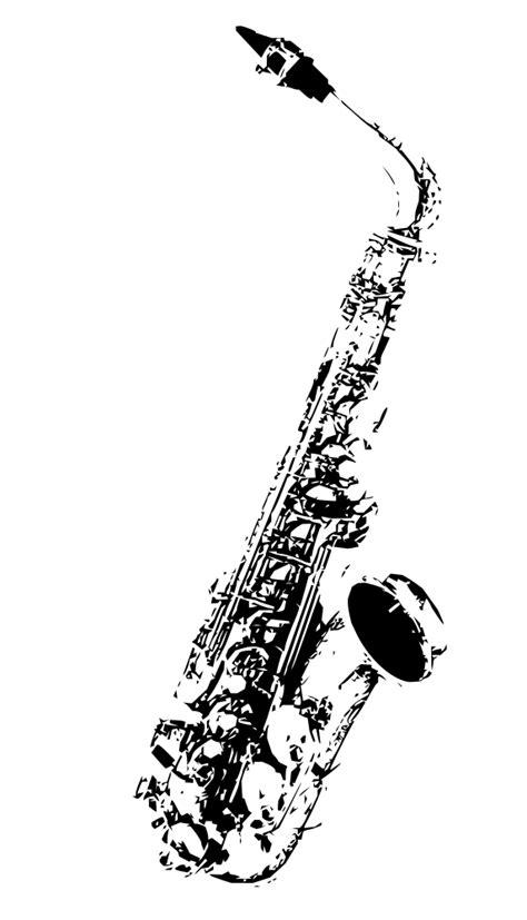 onlinelabels clip art saxophone