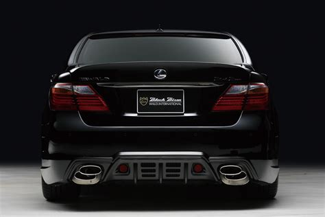 Wald International Darkens The Lexus Ls600h