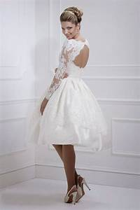 short vintage lace wedding dresses ipunya With short lace wedding dress