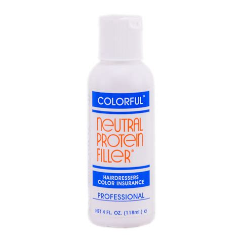 colorful neutral protein filler colorful neutral protein filler hair dressers color
