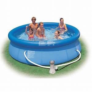 Piscine Gonflable Avec Pompe : piscine gonflable avec pompe ~ Dailycaller-alerts.com Idées de Décoration