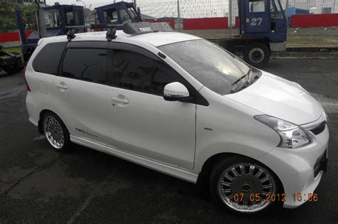 Modification Avanza Veloz by Modifikasi Toyota All New Avanza Veloz Astra Toyota