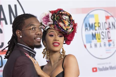 cardi b got rich they upset cardi b raps about divorce as offset says he misses her
