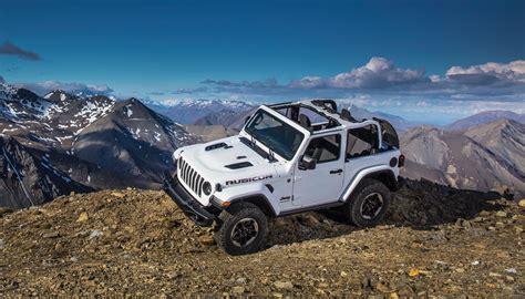 2019 Jeep Wrangler Diesel Is Almost Here