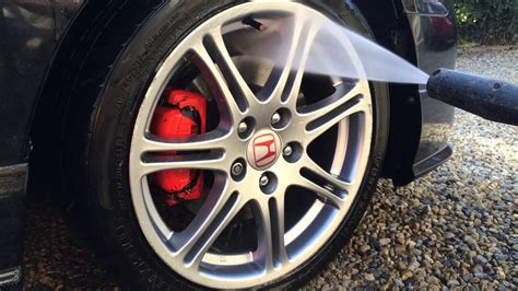 Alloy Wheel Cleaner Test Video