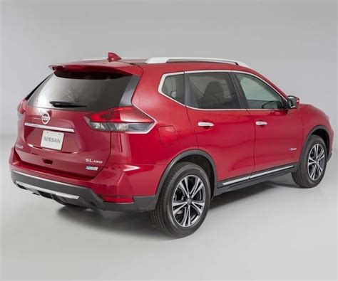 2018 Nissan Rogue Release Date, Specs, Price, Changes