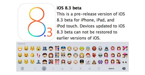 New Ios 8.3 Features & Installation Guide