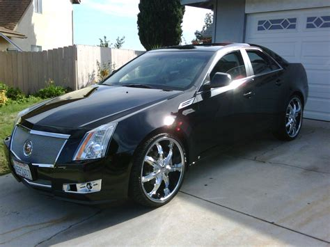 leebo  cadillac cts specs  modification info