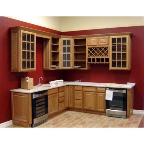 Stylish Cupboards by Brown Stylish Kitchen Cupboard Rs 600 Square