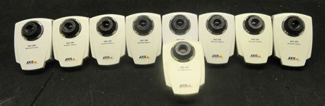 axis 206 network 9x axis 206 network ip cameras 640x480 resolution