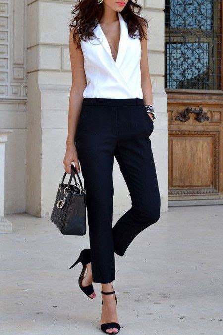 Summer Business Outfits To Be The Chicest Woman In City