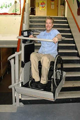 wheelchair lift guide android apps on play