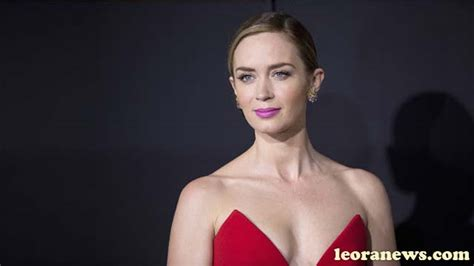 Emily Blunt Profile, Age, Family, Husband, Affairs, Wiki ...