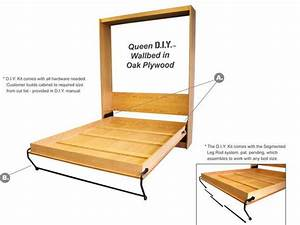 PDF Woodwork Murphy Bed Plans Do It Yourself Download DIY