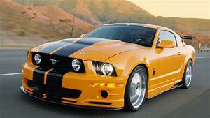 Ford Mustang Tuning Car Photo wallpaper | 1920x1080 | #16857
