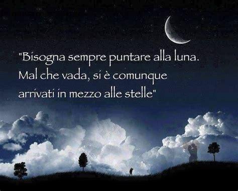lettere della buonanotte notte con le stelle buona notte italian quotes quotes