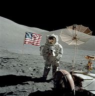 Moon Apollo 17 Mission