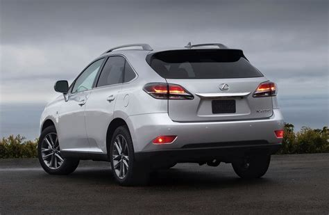New 2013 Lexus Rx 350 Crossover Priced At ,310
