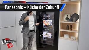 Küche Der Zukunft : panasonic die k che der zukunft auf der ifa youtube ~ Buech-reservation.com Haus und Dekorationen
