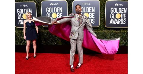 Billy Porter Slaying The Red Carpet Elisabeth Moss