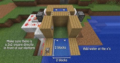 How To Build A Boat Dock Out Of Wood by Your Boat Out To Sea Build A Redstone Dock And Go