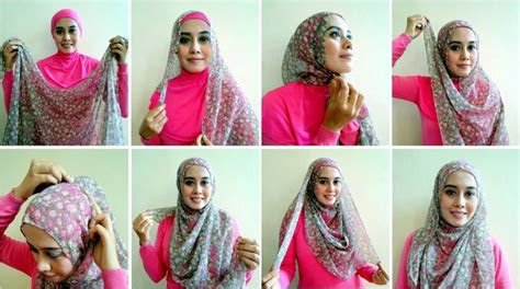 hijab pashmina simple hijab tutorial hijab fashion