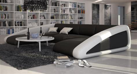 canapé d angle moderne canapé d 39 angle moderne de grande taille boat u 2 195 00