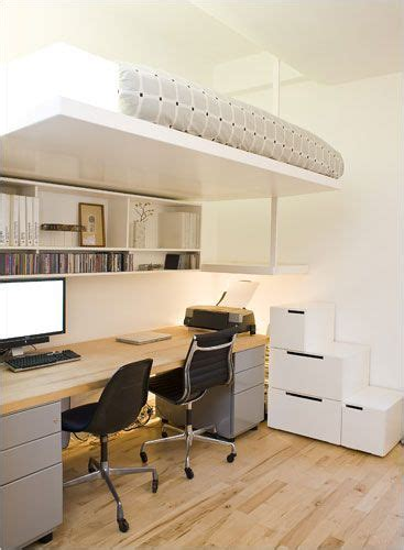 awesome home office ideas  small apartments apartment geeks