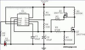 555 Pulse Generator - 555-556 Timer Info Elektropage