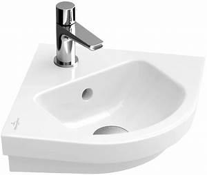 Waschbecken Villeroy Boch : subway 2 0 eck handwaschbecken eckig 731945 villeroy boch ~ Frokenaadalensverden.com Haus und Dekorationen