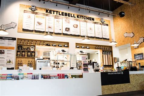 bell kitchen kettlebell kitchen healthy fast food meal prep and Kettle