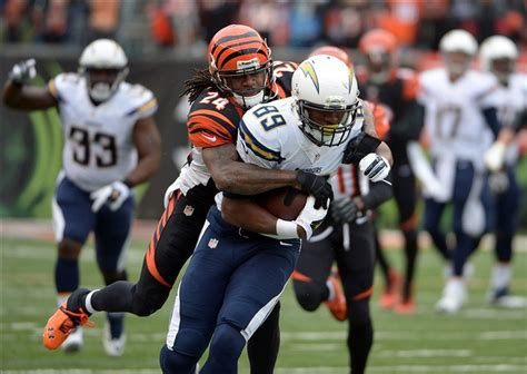 San Diego Chargers At Cincinnati Bengals Photo Gallery