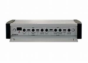 Kicker Kx400 4 400 Watt 4 Channel Kx