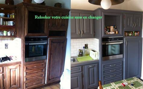 peinture couleur cuisine relooking cuisine