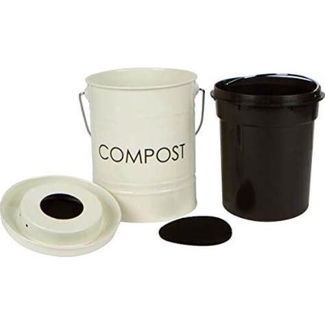the relaxed gardener kitchen compost bin insteading