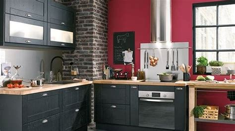 cuisine deco cuisine bistrot 23 id 233 es d 233 co pour un style bistrot cuisine kitchens and pantry
