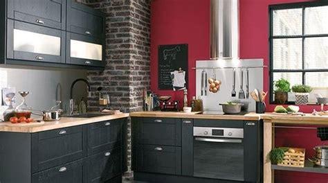 tapisserie cuisine moderne cuisine bistrot 23 idées déco pour un style bistrot