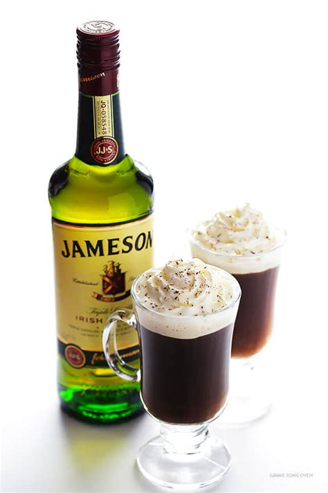 Irish Coffee Recipe   Gimme Some Oven
