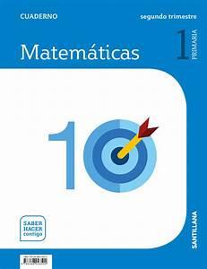1pri 2tri Cuaderno Matematicas 1 Primaria 2 Trim Saber