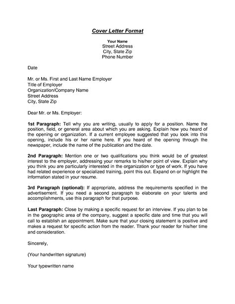 address cover letter to unknown address cover letter to unknown the letter sle