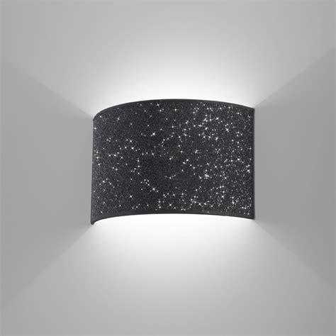 applique design moderno lada applique paralume moderno glitter antea luce