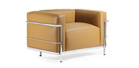 canapé lc3 le corbusier lc3 armchair by le corbusier
